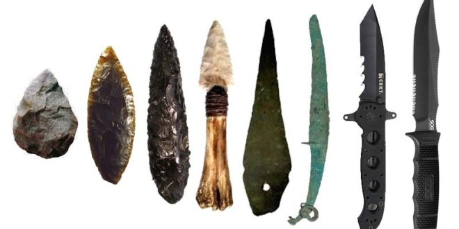 History of the Tactical Knife
