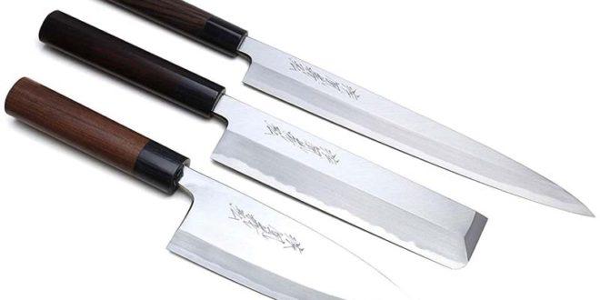 Yoshihiro sushi knife set
