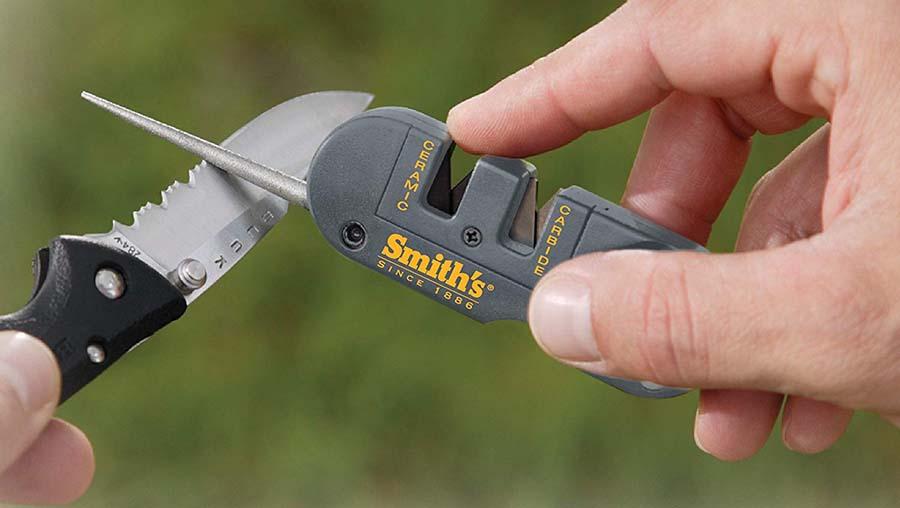 Sharpen a Serrated Knife